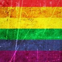 Um arco-íris de cannabis